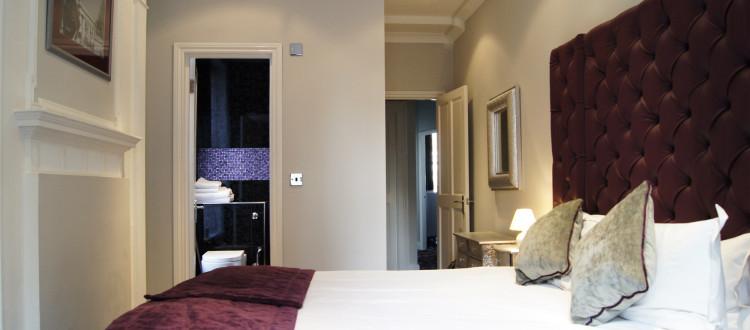 Ensuite Room Hotel Central London