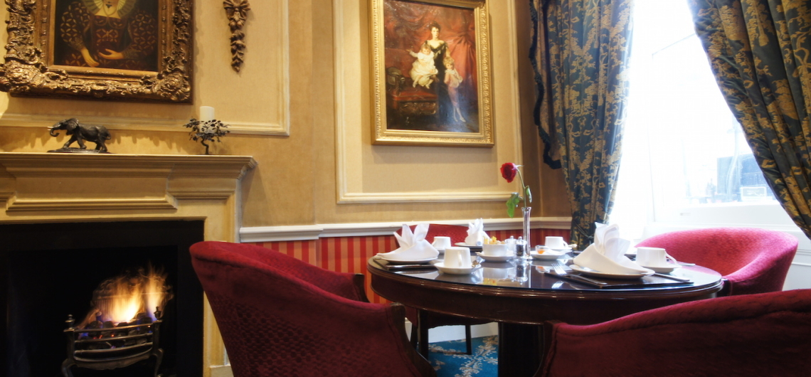 Seymour S Restaurant And Afternoon Tea At The Leonard Hotel