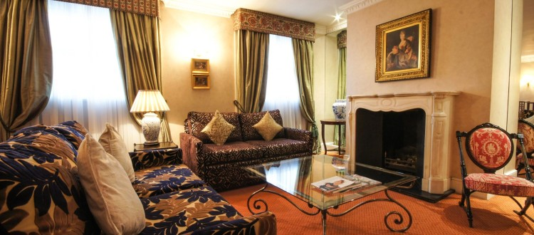 Two Bedroom Apartment Suite - The Leonard Boutique Hotel London