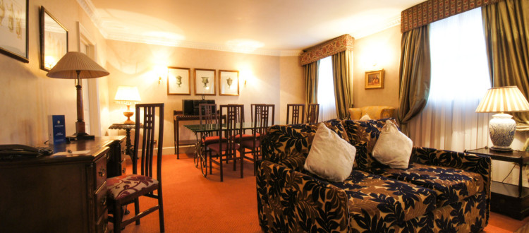 Apartment suite central london the leonard - London hotels with 2 bedroom suites ...