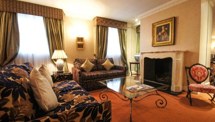 Boutique hotel central london the leonard - London hotel suites with 2 bedrooms ...